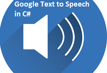 text-to-speech-c#