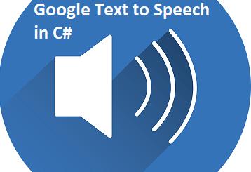 text-to-speech-c#